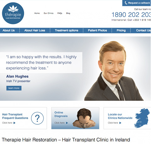 Therapie Hair Restoration