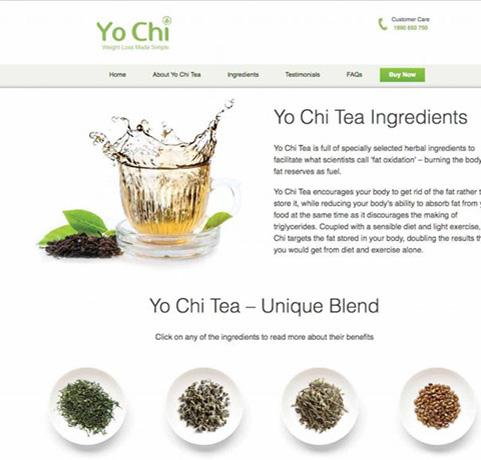 Yo Chi Tea