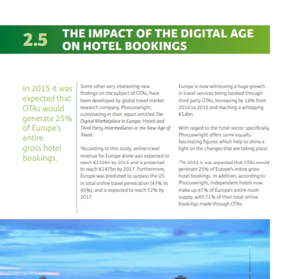 Failte Ireland (White Paper Tourism Industry Report)