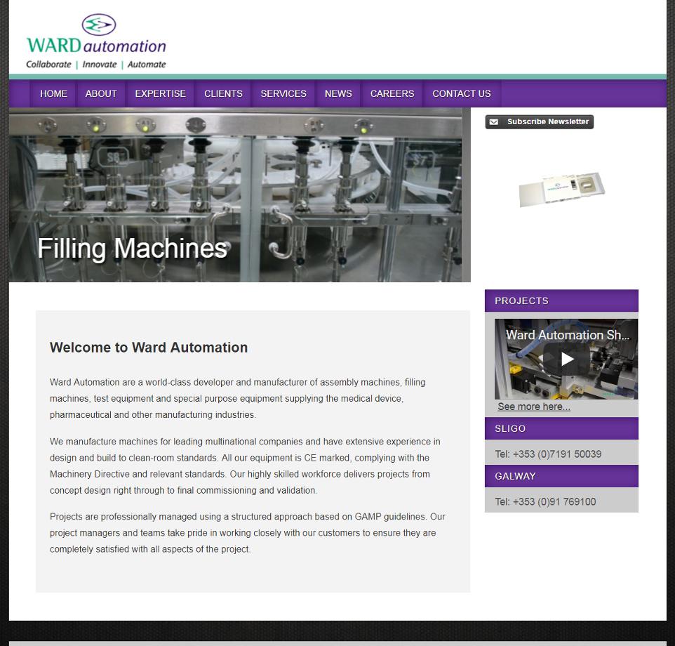 Ward Automation